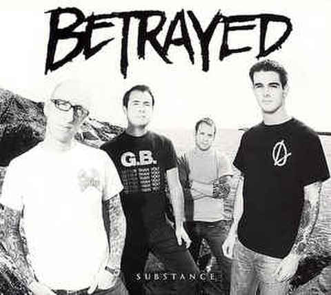 Betrayed  - Substance LP