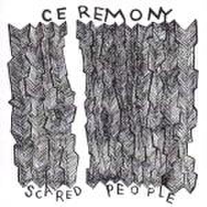 【中古】Ceremony  ‎– Scared People 7''