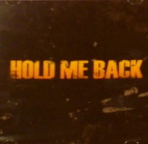 Hold me back - S.T CD