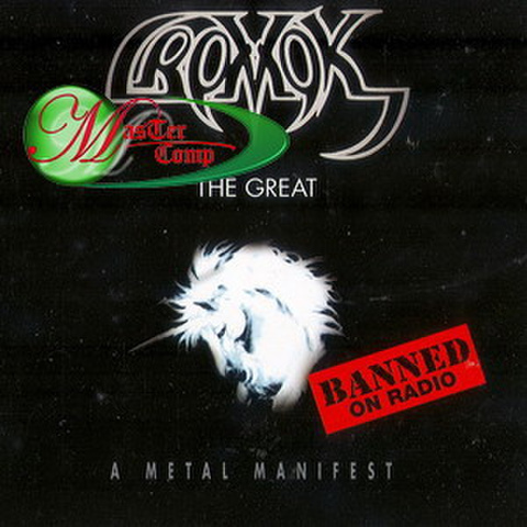 CROMOK - METAL MANIFEST CD
