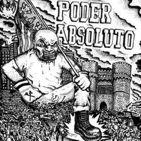 "Poder Absoluto ""s/t"" 7"""