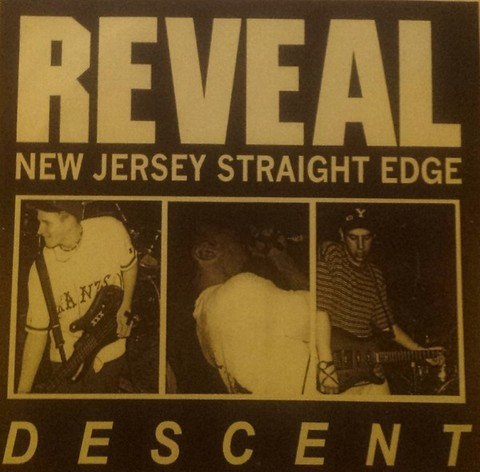 "【中古】Reveal - Descent 7"" dnt50"