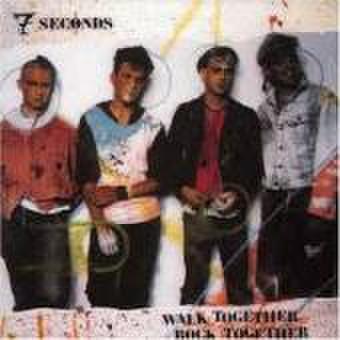 【中古】7 Seconds - Walk Together, Rock Together LP