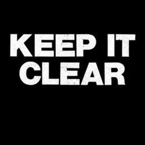 Keep it clear - A Lesson That You're Gonna Learn LP dnt50
