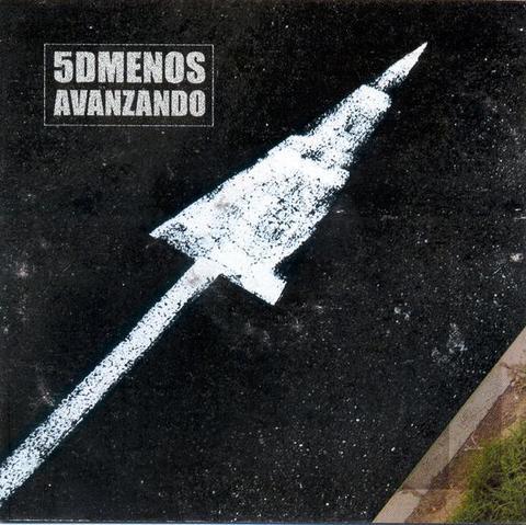 5DMENOS: Avanzand CD