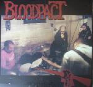 【中古】Bloodpact / Varsity - Bloodpact / Varsity split LP