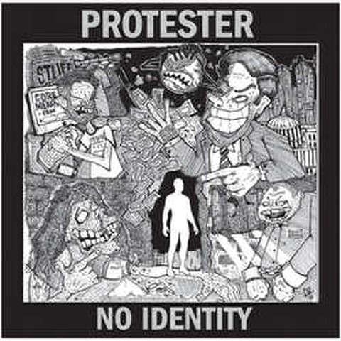 """Protester - No identity 7"""""""