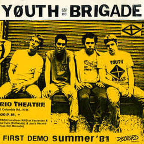 Youth Brigade - demo 7""