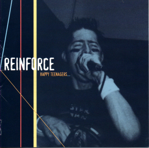 【中古】REINFORCE - HAPPY TEENAGERS DO NOT PAINT THEIR ROOM BLACK CD