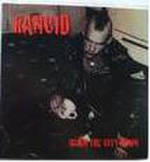 【中古】RANCID - Burn the city down studio demos CD