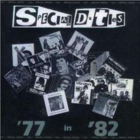 【中古】Special Duties - 77 in 82 CD
