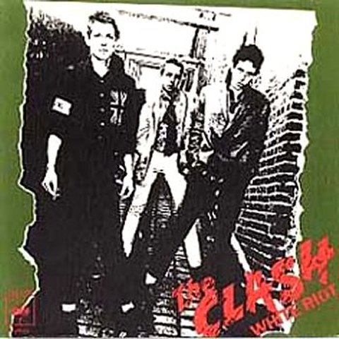 【中古】The Clash - 白い暴動 【旧盤】
