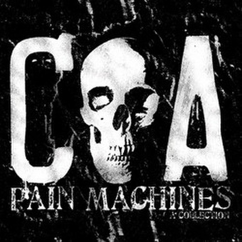 Colin Of Arabia - Pain Machines CD
