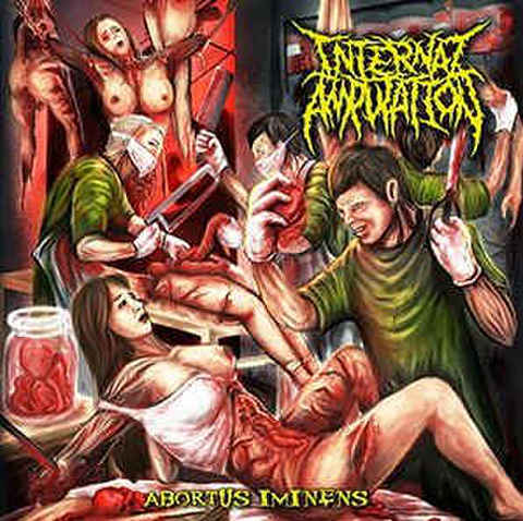 Internal amputation - abortus iminens CD