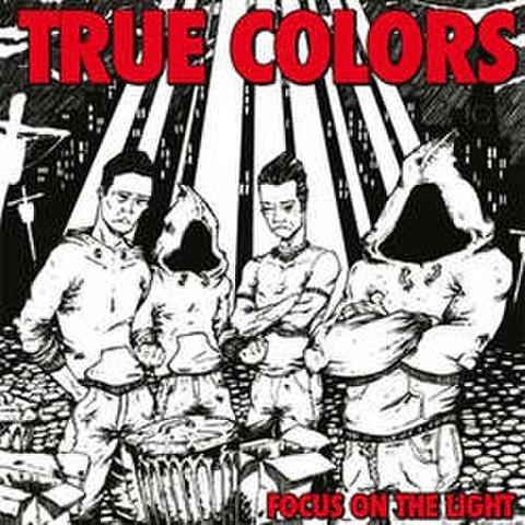 TRUE COLORS - Focus On The Light LP dnt100