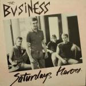【中古】Business, The ‎– Saturdays Heroes LP