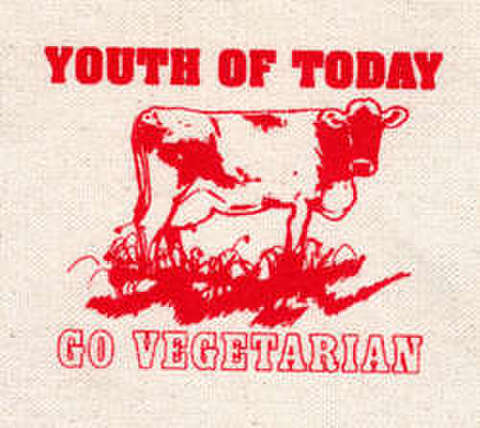 Youth of today - silk screen patch