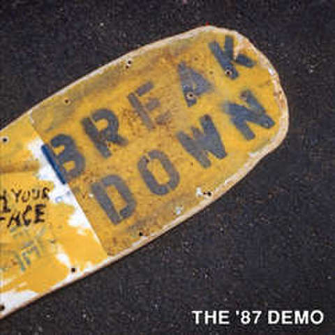 "Breakdown ""1987 DEMO"" LP"