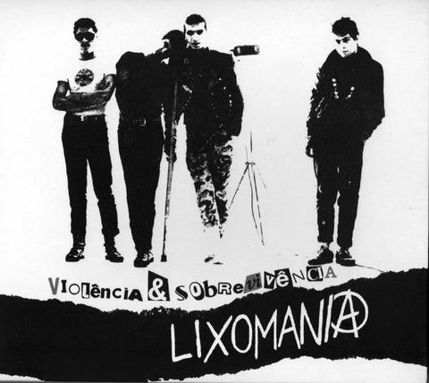 【中古】LIXOMANIA/バイオレンスアンドサバイバル violencia & sobrevivencia CD 【生産終了】