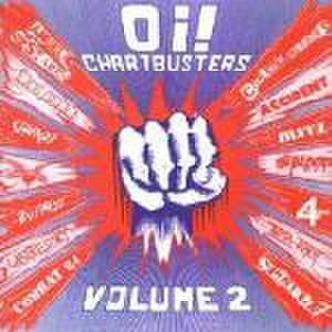 【中古】Various – Oi! Chartbusters Volume 2 LP