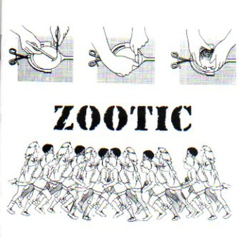 Zootic / Sannyasin split CD