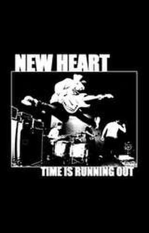 New Heart - Time is running out cassette