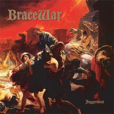 Bracewar - juggernaut CD