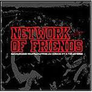 【卸売5枚セット】NETWORK OF FRIENDS 4 WAY SPLIT CD 【paypal決済可】
