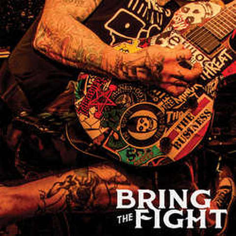 "Bring The Fight ""S/T"" CD"