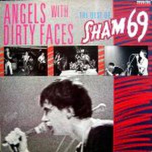 【中古】Sham 69 – Angels With Dirty Faces - The Best Of Sham 69 LP