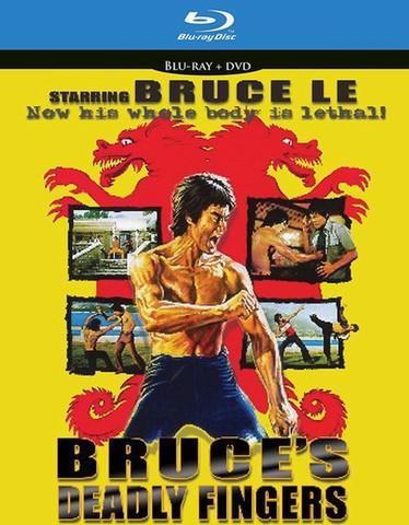 Bruce's Deadly Fingers [Blu-ray] [US版]主演ブルース・リ