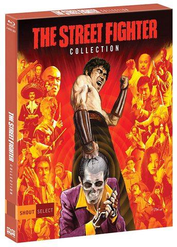千葉真一「殺人拳」ブルーレイコレクション(北米版)The Street Fighter Collection [Blu-ray]