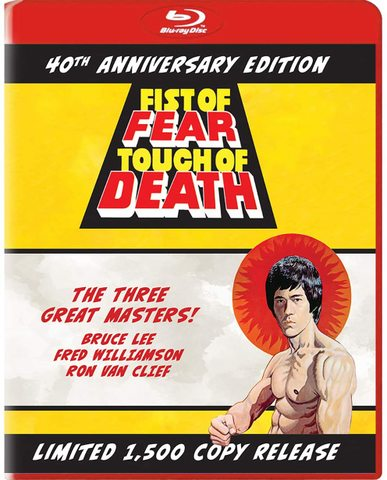 Fist Of Fear Touch Of Death [Blu-ray](US版)