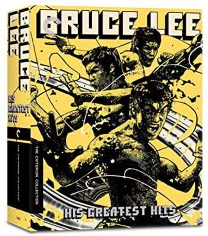 Bruce Lee: His Greatest Hits (Criterion Collection)ブルース・リー全主演ブルーレイBOX