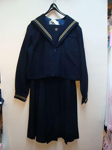 千葉県立 鎌ヶ谷西高校 制服◆冬服SET&夏・中間服
