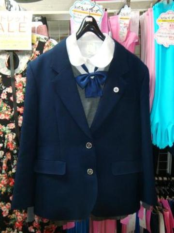 東京都立 第三商業高校制服セット(冬/夏)◆旧モデル