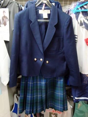 【訳あり】北豊島高校 制服