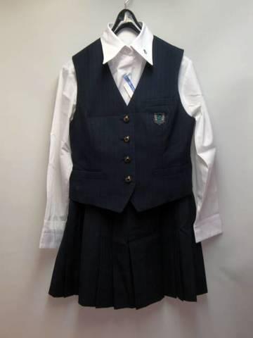 【旧モデル】文京女子大学高校 夏服