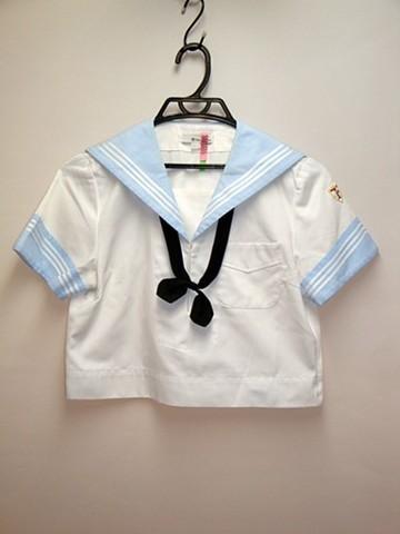 フェリス女学院中学・高校 夏服