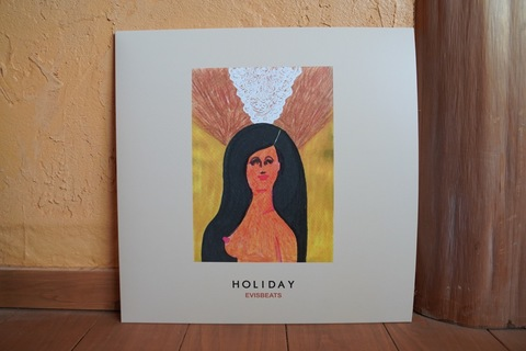 EVISBEATS「HOLIDAY」LPレコード
