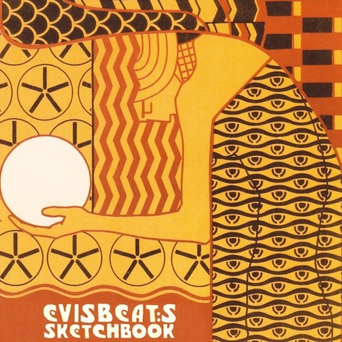 EVISBEATS SKETCHBOOK 初回特典MIXCD付き