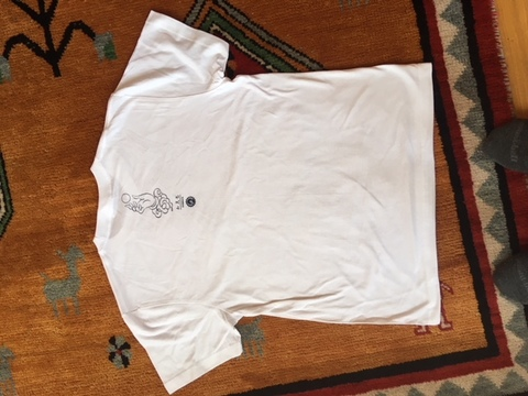 ムスヒTシャツ 神の手 『デットストック』