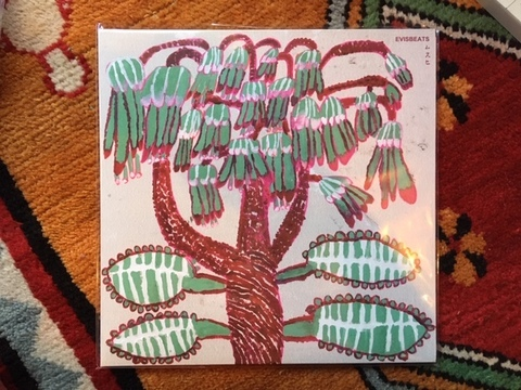 EVISBEATS『ムスヒ』LPレコード