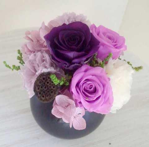 仏花 バラ