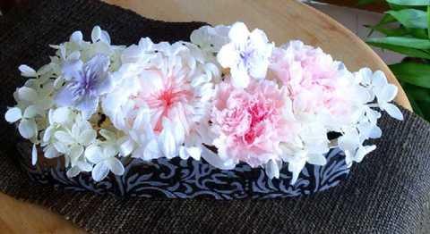 仏花 ピンクの菊