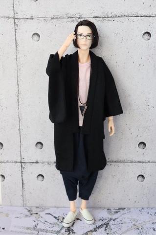 羽織コーデSET(男子図鑑)