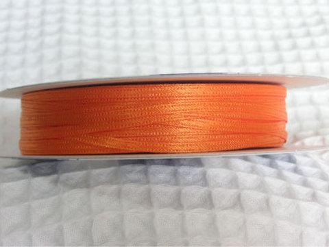 切り売りリボン オレンジ(3ミリ)