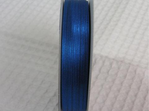 切り売りリボン ロイヤルブルー(3ミリ)