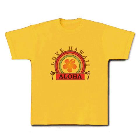 LOVE HAWAII Tシャツ デイジー