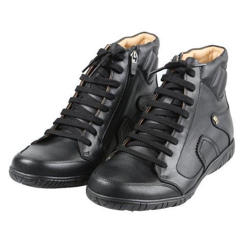 31154BK メンズ アンクルブーツ 革靴 000